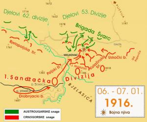 Битка код Мојковца